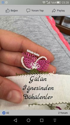 Tatting, Rose Gold, Embroidery, Floral, Hardanger, Pattern, Needlepoint, Bobbin Lace, Flowers