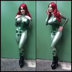 I'm sorry for spamming you with al these Poison Ivy pictures on Facebook and Instagram  This is the last one... for today  (catsuit & corset: Fantastic Rubber) #comic #comicon #comiccon #dc #dccomics #dccomicsfan #poisonivy #poisonivymakeup #poisonivycosplay #poisonivycostume #poisonivyhair #fantasticrubber #latex #rubber #redhaed #redhair #redlips #redlipstick #cosplay #cosplayer #cosplaygirl #cosplayers #cosplaying #cosplaylife #cosplaygirls #cosplaymakeup #cosplaywig #cosplaymodel…