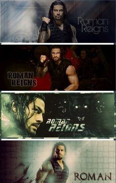 Evolution of Roman Reigns