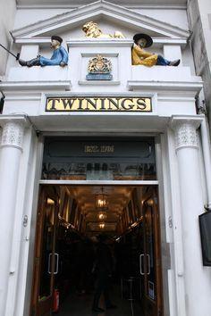 Twinings Tea Shop And Museum Reviews - London, England Attractions - TripAdvisor