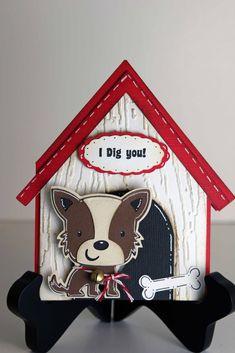 Create a Critter - Dog & Dog House