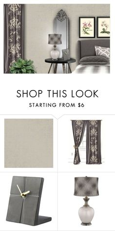 """""""Sem título #1209"""" by cmb51 ❤ liked on Polyvore featuring interior, interiors, interior design, home, home decor, interior decorating, Devine Color, CB2, Pottery Barn and Trilogy"""