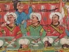 ultima cena cuisine medieval - Google 検索
