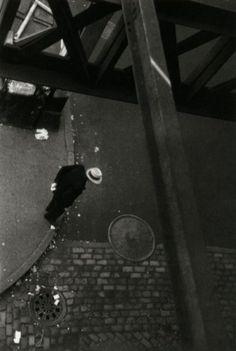 Saul Leiter, NYC, circa 1955.