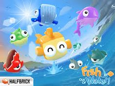 Image result for fish in water wallpaper
