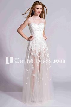 Wedding Dresses, Bridesmaid Dresses, Prom Dresses and Bridal Dresses Envious Couture - Style 15048 - Envious Couture Prom Dresses, Spring Strapless sweetheart Sheer Lace evening gown with lace up back. Prom Girl Dresses, Strapless Prom Dresses, Tulle Prom Dress, Prom Party Dresses, Ball Dresses, Bridal Dresses, Ball Gowns, Lace Dress, Bridesmaid Dresses