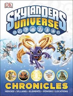 J 793.93 BYN. Profiles of favorite Skylanders Universe characters include Giants and swapped variations from all three video games and are complemented by fun facts and new insights for vehicles and battles.