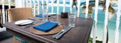 Atlantis Hotel Restaurant on Tent Bay Hotels In Barbados, Play And Stay, Caribbean Vacations, Outdoor Furniture Sets, Outdoor Decor, Atlantis, Fine Dining, Restaurant Bar, Tent