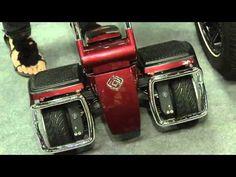 Shanghai New Century X-Robot at Interbike Live 2013