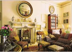 Image detail for --English-decorating-style-living-room-sitting-ideas-home-decor ...