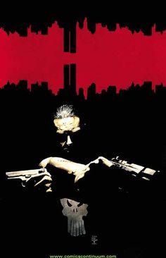 Punisher by Tim Bradstreet *