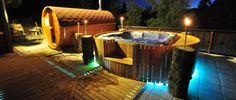 Jacuzzi in terrazza - Hotel Rifugio Sores