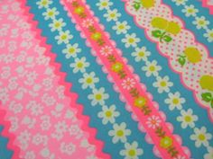 Soldout Pinks Original Fabric 85 - 手芸 通販 アンティーク ファブリック ピンクス