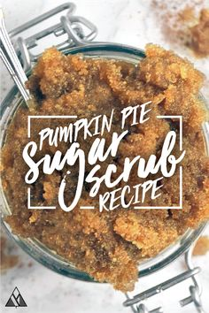 Homemade Sugar Scrub Recipe | The Little Pine