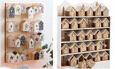 Advent Calendar, Holiday Decor, Home Decor, Home Interior Design, Decoration Home, Home Decoration
