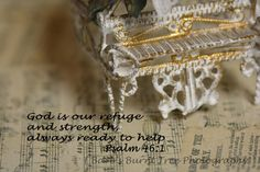 Psalms...46 1...Typographical Instant by BarbsBurntTree on Etsy, $5.00