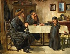 View Two rabbis and a child by Isidor Kaufmann on artnet. Browse upcoming and past auction lots by Isidor Kaufmann.