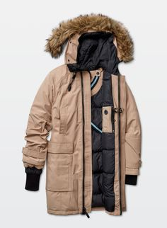 GOLDEN by TNA BANCROFT WARMEST PARKA | Aritzia