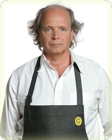 Francis Mallmann. Such a great argentinian chef, who made cooking an art and a life style.