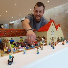 Have you seen the LEGO® model of The Harley Gallery made by our staff member Carl Gibson? If you've been inspired to make a LEGO® model, show us using the hashtag Lego Builder, Lego Models, Lego Moc, Lego Brick, Inspired, Gallery, Instagram Posts, Inspiration, Biblical Inspiration