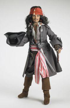 Poupee-Mannequin-collection-Tonner-JACK-SPARROW                              …