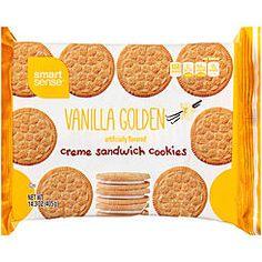 Grandma Bills' cookie stash