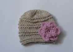 Baby Hat Baby Girl Hat Newborn Hat Photo Prop Baby by IfonBabyLand