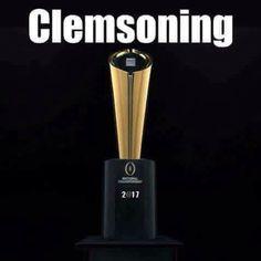 Clemsoning in 2016!!!!