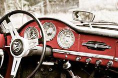 Alfa Romeo Giulietta Spider by wilfriedF