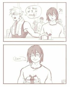 Going to the movies with Shinso. Years later Deku still thinks he has the dark soul of a thief… . Boko No Hero Academia, Boku No Academia, My Hero Academia Memes, Hero Academia Characters, My Hero Academia Manga, Fictional Characters, Cute Gay, Funny Cute, Lgbt