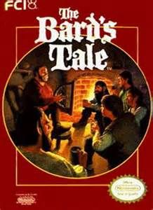 nes The Bard's Tale -