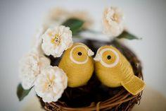 Adorable little decoration! #details