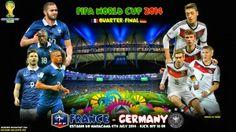 trực tiếp bóng đá Đức vs Pháp 23h ngày 4/7