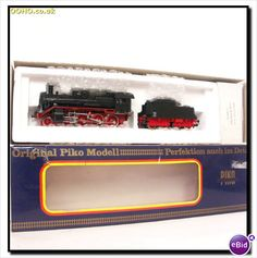 PIKO 5/6333 - GERMAN DR CLASS 4-6-0 BR 38 with ALTERNATIVE NUMBERS on eBid United Kingdom