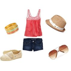 Cute for summer, created by abbeylizzy