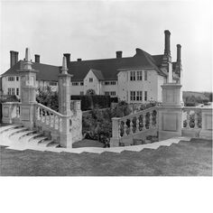 Marsh Court by Lutyens