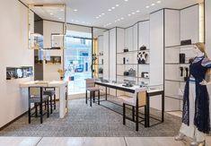 Chanel opens ne... Chanel Stockholm