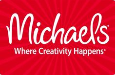 nice Michael's Gift Card - $25 $50 $100 - Email delivery   Check more at http://harmonisproduction.com/michaels-gift-card-25-50-100-email-delivery/