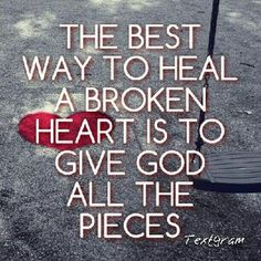 """The only way to true peaceful-ness.  Psalm 147. God heals all the broken hearted.  All who ask Him. ALL. - http://www.pinterest.com/DianaDeeOsborne/peaceful-people/ - Matthew 11:28 JESUS says still: """"Come to Me, all you who labor and are heavy laden, and I will give you rest."""