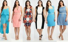 Single Dress steps into Plus Sizes