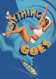'Anything Goes' on Broadway 2012 is coming to ASU Gammage in Tempe, AZ, I'm so excited to be a Gammage Goer! I'll be reviewing the show on Nov 13, 2012. Look for my blog and video review at redballooninc.com on November 14, 2012!