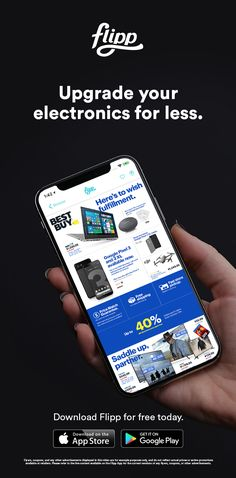 Electronics can be expensive. That's why Flipp finds deals in your area, saving you time and money at your favorite stores. Paper Flyers, Save Yourself, Finding Yourself, Grocery Deals, Electronic Deals, Save Money On Groceries, New Gadgets, Wishing Well, Google Play
