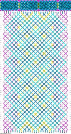 30 strings, 6 colors