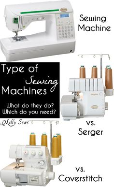 Hey y'all – today I'm going to be talking about different types of sewing machines – what they do, and which you need. So we'll be comparing a sewing machine vs. a serger vs. a coverstitch machine. Let's start with the sewing machine. I sew on a Baby Lock Elizabeth, and I love it (full Read the Rest...
