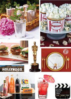 Oscar party ideas...