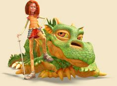 Image result for jane and the dragon jane