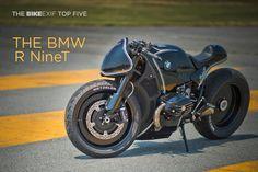 Top 5 BMW R Nine T customs +http://brml.co/1IJ9vZP