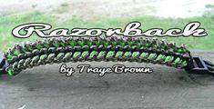 Razorback by Traye Brown