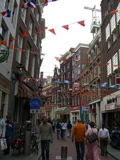 Warmoesstraat, Amsterdam.