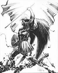 Картинки по запросу warrior archangel michael tattoo